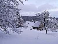 Chalupa k pronajmutí - zimní dovolená Tanvald - Český Šumburk