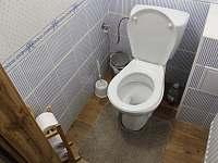 Toaleta - Desná - Černá Říčka