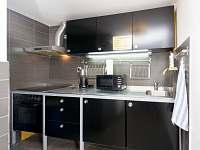 Pension-společná plně vybavená kuchyňka