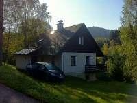 Chalupa v létě - k pronajmutí Albrechtice v Jizerských horách