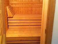 Sauna - chalupa k pronájmu Albrechtice v Jizerských horách