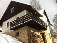 ubytování Albrechtice v Jizerských horách Chalupa k pronajmutí