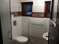 koupelny 2.patro. - Kořenov - Rejdice