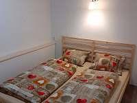 ložnice apartmánu - Kořenov - Rejdice