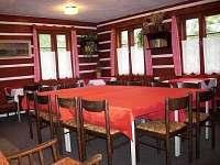 Společenská místnost - Kořenov - Rejdice