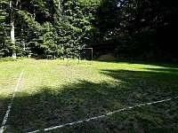 venkovní hřiště - ubytování Kořenov - Rejdice