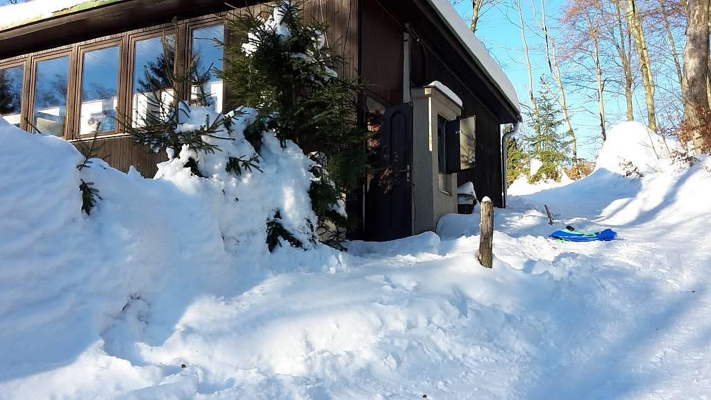 Na samotě u lesa, ubytování Janov nad Nisou Jizerské hory | 1024 x 576 jpeg 96kB