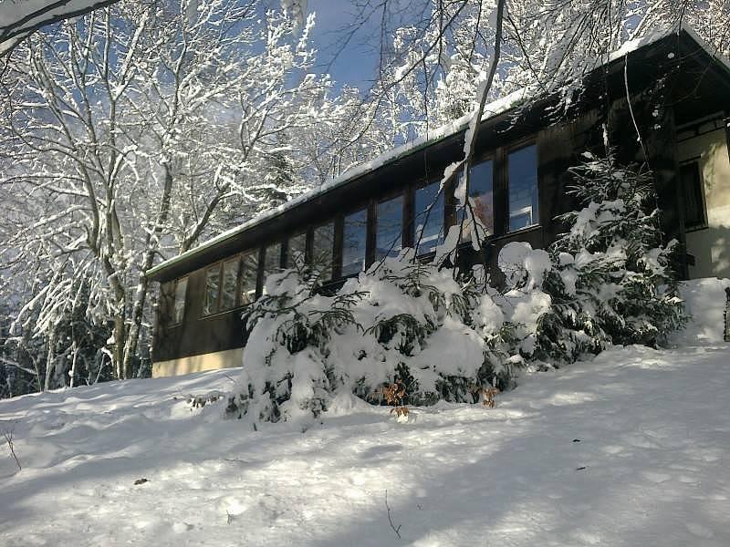 chata ubytování Janov nad Nisou Jizerské hory