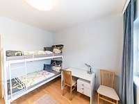 ložnice - pronájem apartmánu Liberec