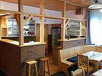 Bar ve společenské místnosti - Tanvald