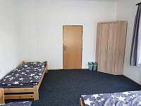 Čtyřlůžkový pokoj (č. 1)