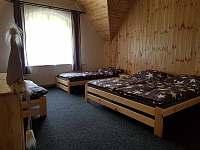 Čtyřlůžkový pokoj (č. 4) - Tanvald