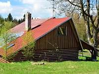 Chata k pronájmu - dovolená  Malá Skála - Žlutá plovárna  rekreace Horní Černá Studnice