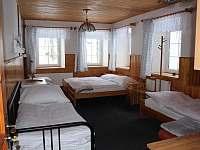 2. pokoj - až 6 lůžek - Desná