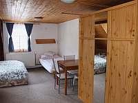 4. pokoj - 3-4 lůžkový - Desná