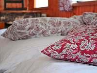 Pohodlné matrace ve všech pokojích - Desná