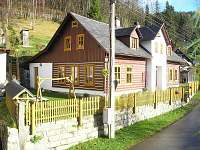 Apartmán na horách - dovolená Vodní nádrž Josefuv Důl rekreace Janov nad Nisou