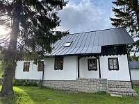 Chalupa Raškovka Polubný - ubytování Polubný