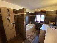 Koupelna I. - přízemí - Polubný