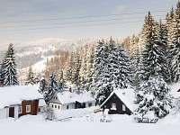 Chalupa Kočí a okolí - ubytování Albrechtice v Jizerských horách