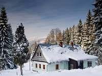 ubytování Albrechtice v Jizerských horách na chalupě