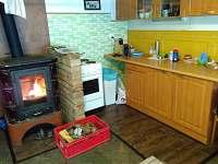 Krb s kuchyňkou - chalupa ubytování Albrechtice v Jizerských horách