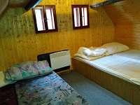 Pokoj č. 1 - chalupa k pronájmu Albrechtice v Jizerských horách