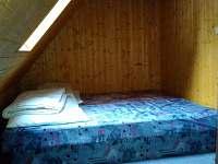 Pokoj č. 2 - pronájem chalupy Albrechtice v Jizerských horách