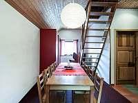 Malý dům - interiér - Zásada