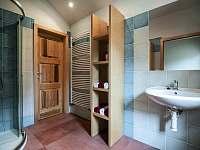 Malý dům - koupelna - Zásada
