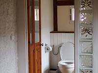 toaleta - Bílý Potok