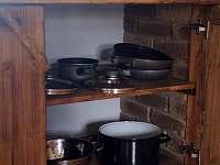Vybavení kuchyně - Bílý Potok