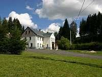 Horní Maxov ubytování pro 9 až 12 osob  ubytování