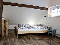 Nový apartmán pokoj 2 - Horní Maxov