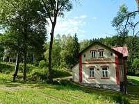 ubytování Jiřetín pod Bukovou na chatě k pronájmu