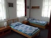prostorné útulné pokoje - chata k pronajmutí Desná II