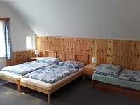 prostorné útulné pokoje - Desná II