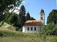 Kostelík v Loučné