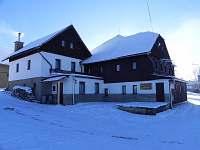 Chata k pronájmu - zimní dovolená Příchovice