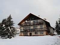 ubytování Ski areál Zlatá Olešnice Penzion na horách - Bohdalovice