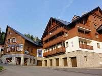 Levné ubytování v Jizerských horách Apartmán na horách - Albrechtice