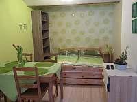 Apartmán č. 1 - k pronajmutí Bedřichov