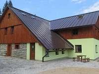 Apartmán na horách - zimní dovolená Bedřichov