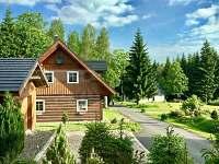 ubytování Ski areál Bedřichov Chata k pronájmu - Smržovka