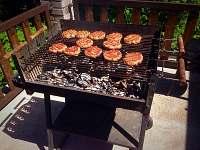 grill - Josefův Důl