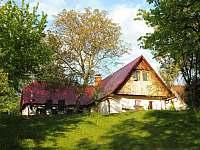 Chalupa ubytování v obci Kokonín