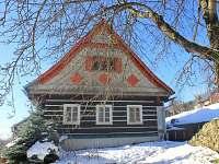 Chalupa k pronajmutí - zimní dovolená Český Šumburk