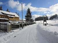 Apartmán na horách - dovolená Jizerské hory rekreace Smržovka