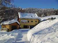 Penzion na horách - okolí Tanvaldu