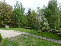 Malá Normandie - parkoviště - ubytování Držkov